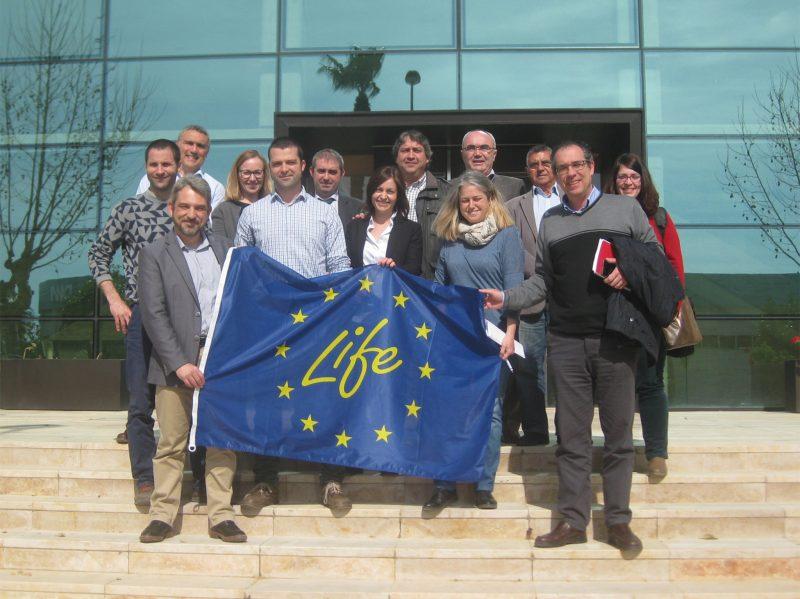 I Reunión de Seguimiento del proyecto LIFE EMPORE