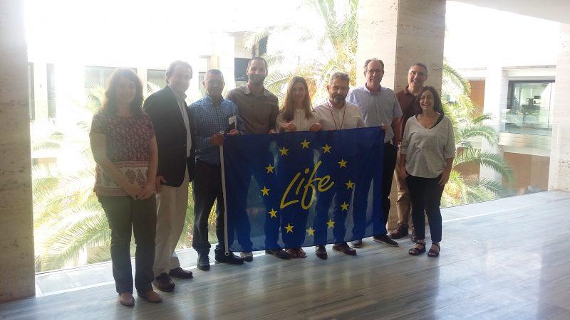 II Reunión de seguimiento del proyecto LIFE-EMPORE
