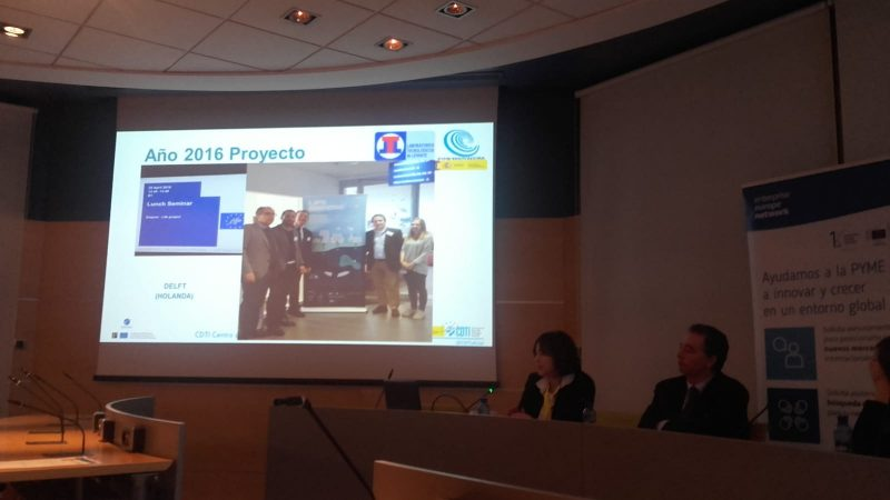 LIFE EMPORE Y BIOWAT-KIT: TWO SUCCESSFUL EXAMPLES OF THE INTERNACIONALIZATION OF VALENCIAN PYMES
