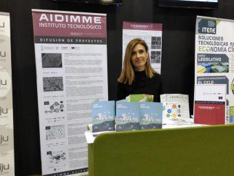 AIDIMME presentado LIFE EMPORE en la Ecofira