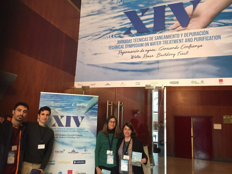 LIFE-EMPORE carries out a survey on Emerging Pollutants during the 14th ESAMUR Technical Conferences on Sanitation and Water Depuration