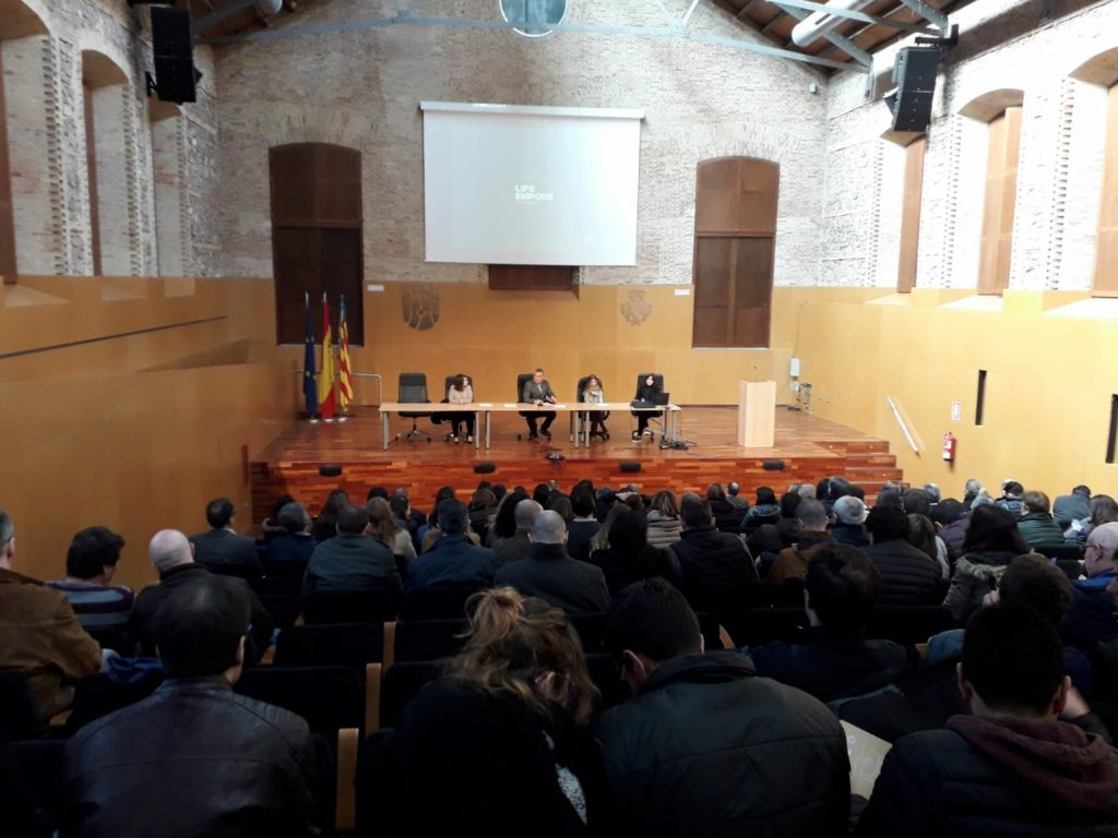 LIFE EMPORE on Emerging Pollutants Conference, organized by EPSAR