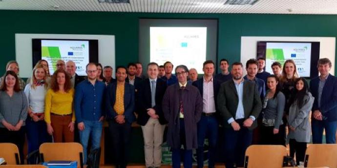 LIFE EMPORE en el workshop del proyecto AQUARES en Milán