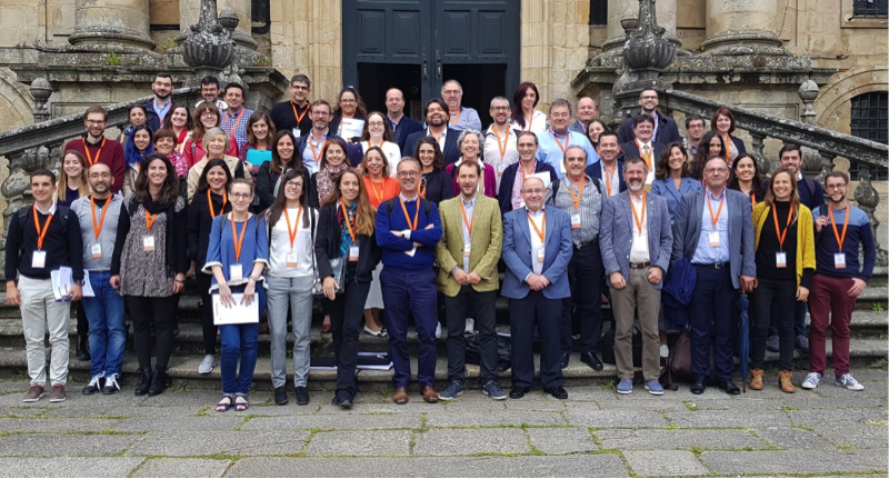 LIFE EMPORE at the first convention on micro contaminants in water at the Santiago de Compostela University
